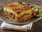 Pastichio - Baked Mince Layered Pasta